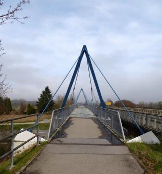 Passerelle de Gundelfingen