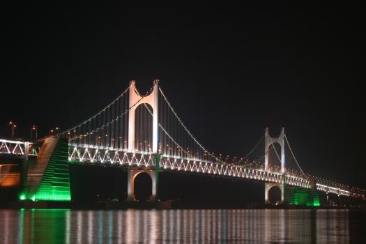 Gwangan-Brücke
