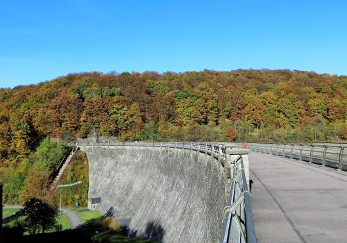 Barrage de Haspe