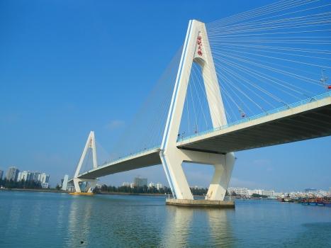 Jahrhundertbrücke Haikou
