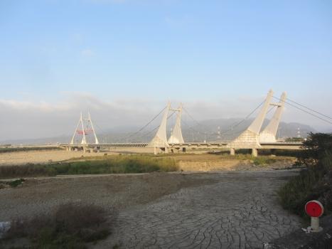 Keshu-Hängebrücke