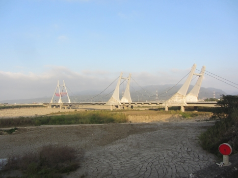 Pont suspendu Keshu