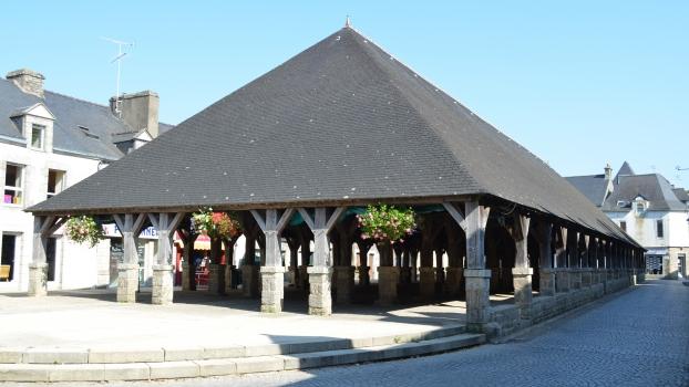 Markthalle Questembert