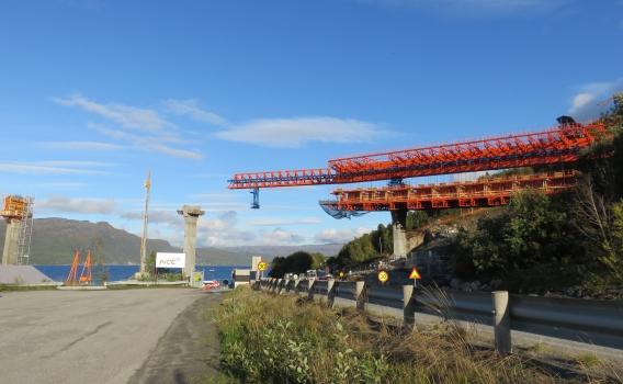 Hålogaland-Brücke