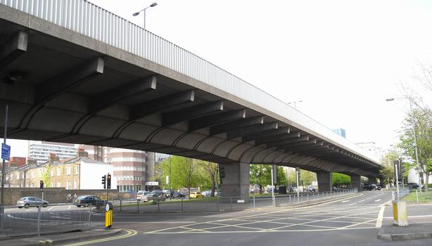 Hochstrassenbrücke Hammersmith