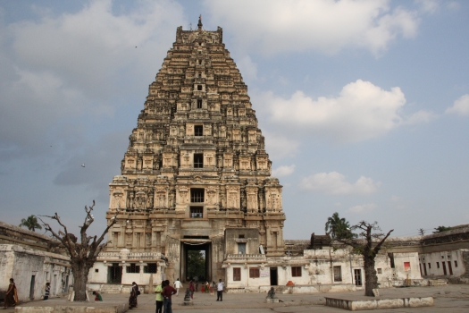 Temple Virupaksha
