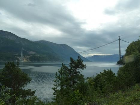 Hardanger Bridge