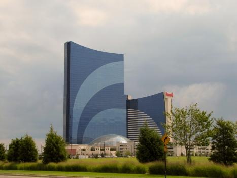 Harrah's Atlantic City Hotel and Casino - Tours Waterfront et Bayview