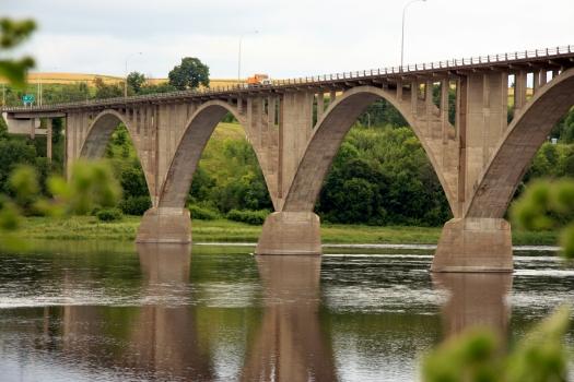 Hugh John Flemming Bridge