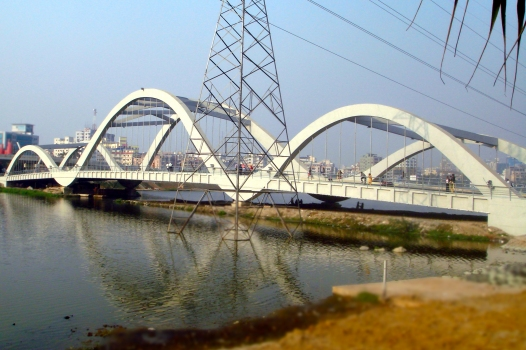 Hatirjheel Second Bridge