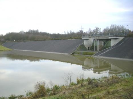 Barrage de la Haune