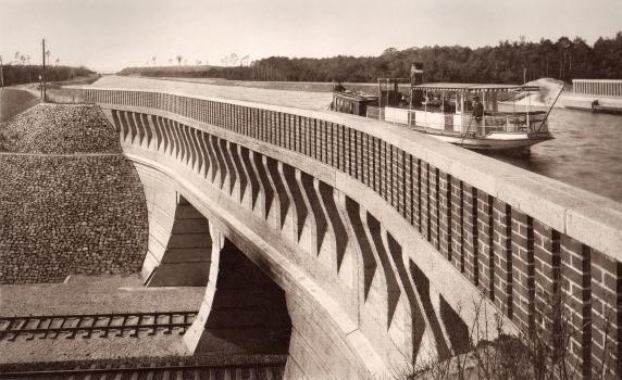 Kanalbrücke Eberswalde