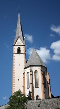 Pfarr- und Wallfahrtskirche Sankt Vinzent