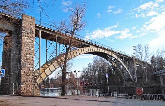 Heinola Railroad Bridge
