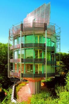 Solarhaus Heliotrop