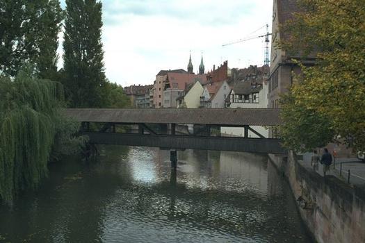 Henkersteg à Nuremberg, Germany
