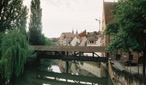 Henkersteg in Nuremberg, Germany