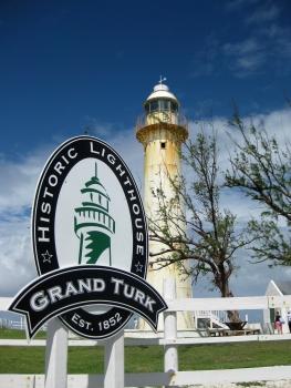 Leuchtturm Grand Turk