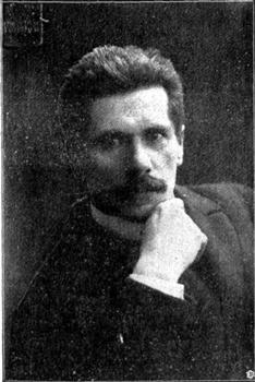 Professor Martin Dülfer aus Dresden, Erbauer des Stadttheaters zu Lübeck