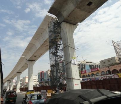 Métro de Hyderabad