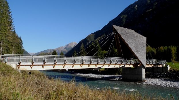 Holzgau Footbridge