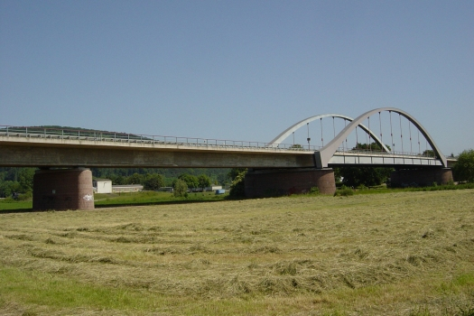 Weserbrücke Holzminden