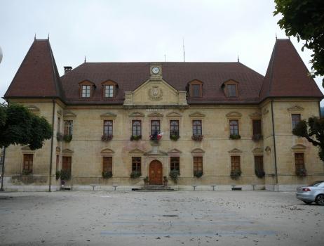 Rathaus von Morteau