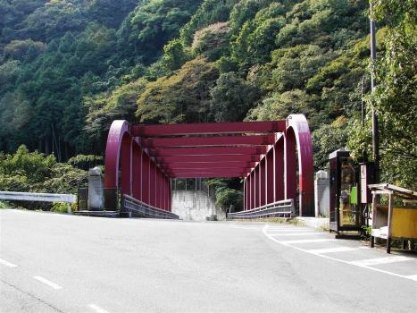 Hozukyo Bridge