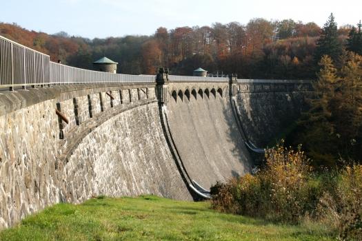 Barrage de la Neye