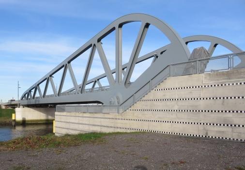 Pont basculant de Huntebrück