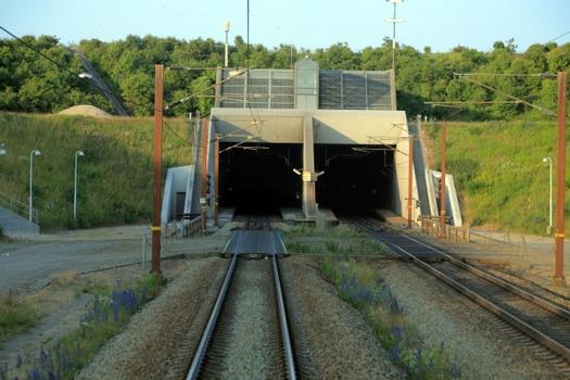Tunnel est du Storebaelt