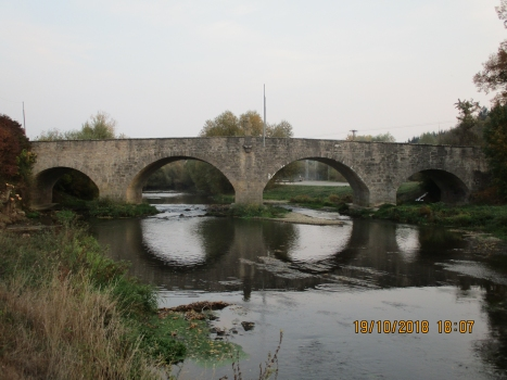 Tauber Bridge at Igersheim