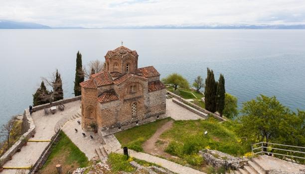 Kirche des Heiligen Johannes von Kaneo