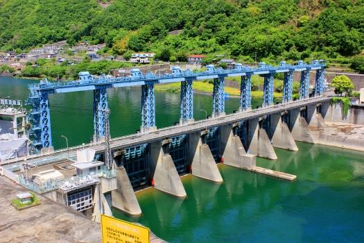 Ikeda Dam (Tokushima)