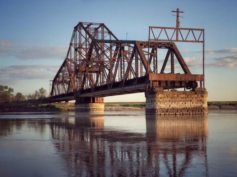 Illinois Central Terminal Rail Bridge