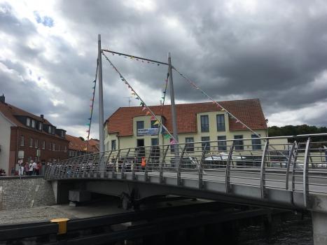 Malchow Swing Bridge
