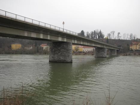 Innbrücke Obernberg