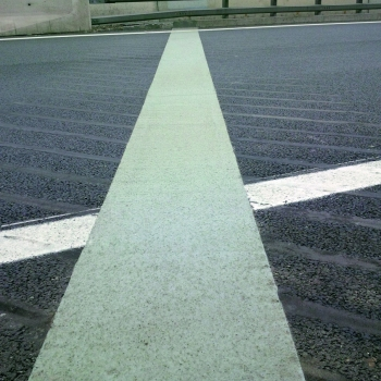 Bridge Krapina, Croatia, equipped with POLYFLEX-ADVANCED PU expansion joints type PA 100