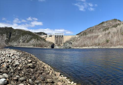 Manic-3 Dam
