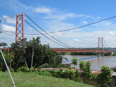 President Guillermo Billinghurst Bridge