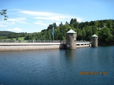 Barrage de la Fürwigge