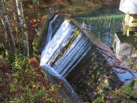 Jougnenaz Dam