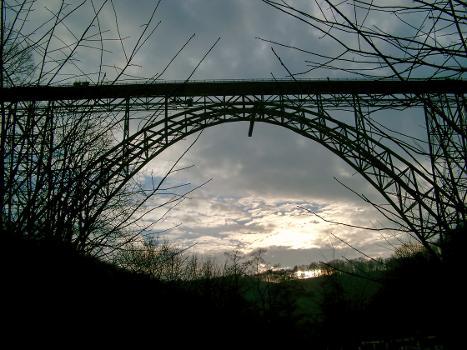 Müngstener Viaduct.