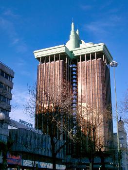 Torres de Colón, Madrid