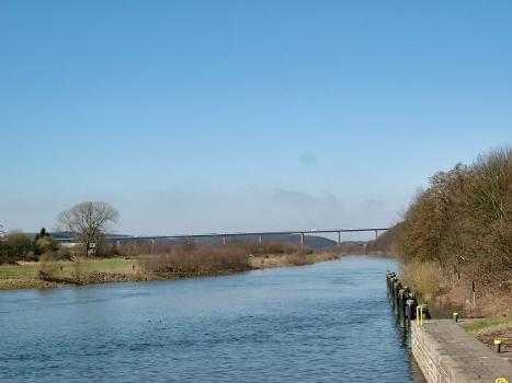Viaduc de Mintard sur la Ruhr