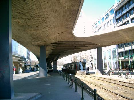 Jan-Wellem-Hochstrasse, Düsseldorf