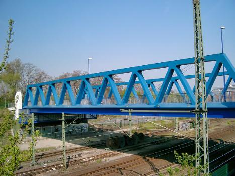 Brücke Albert-Hahn-Straße, Duisburg
