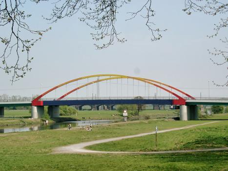 Aakerführbrücke, Duisburg