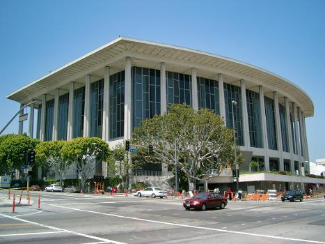 Dorothy Chandler Pavillion, Los Angeles.