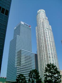 Citigroup Center + Library Tower, Los Angeles.